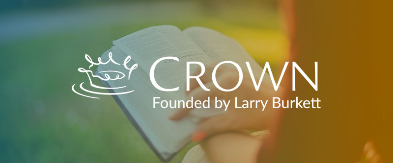 God Provides - Crown Financial Ministries
